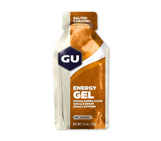 GU Energy Gel 32g Salted Caramel