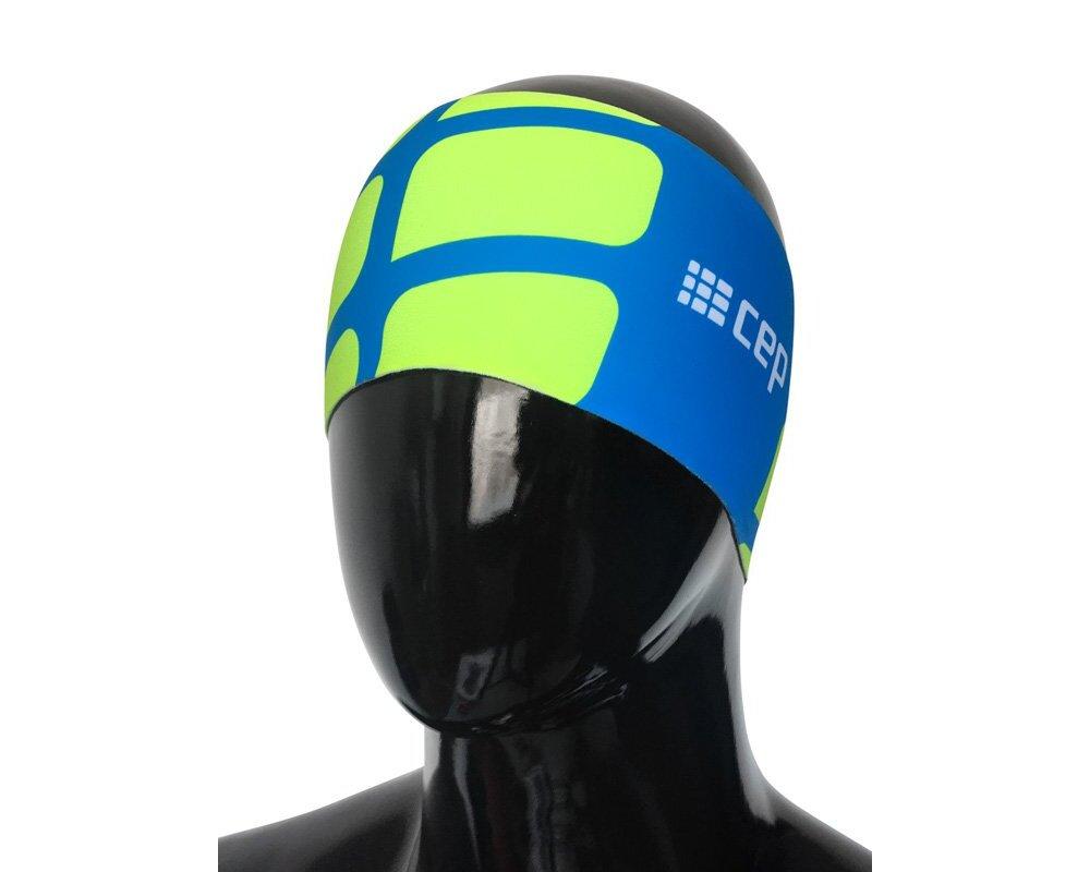 Bežecká čelenka CEP blue green  b69d30e69d