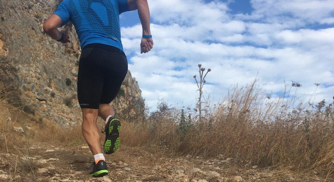 Čaro trailového behu