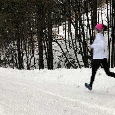 e44d2b97c1f2 Zimný bežecký tréning a načo si dať pozor!