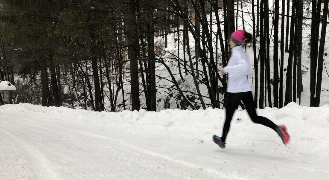 Zimný bežecký tréning a načo si dať pozor!