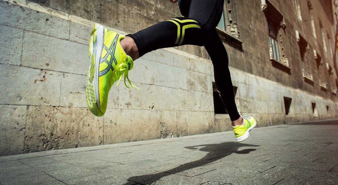 Bežecký krok a jeho fázy