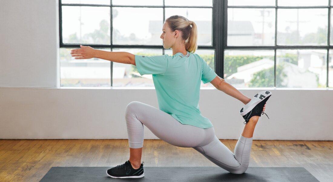 Pravidelné cvičenie môže pomôcť pri nespavosti