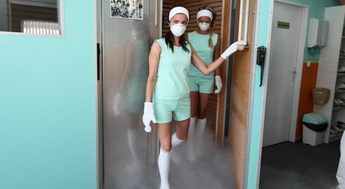 Kryokomora – čaro extrémne nízkych teplôt.