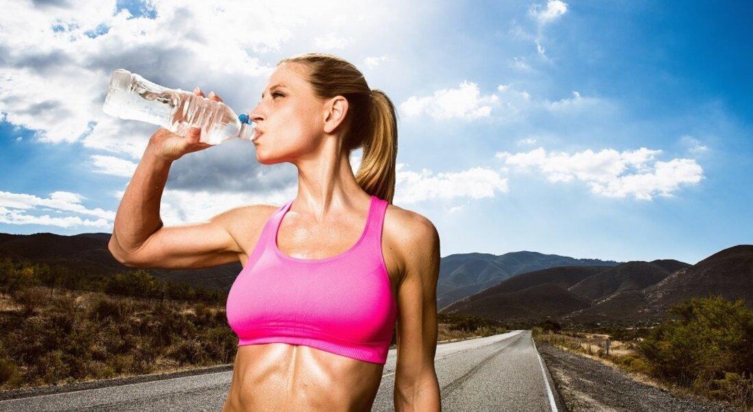 Správna hydratácia – iontové nápoje