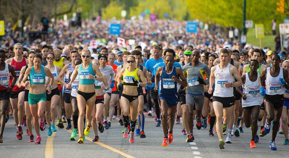 Prečo práve maratón?