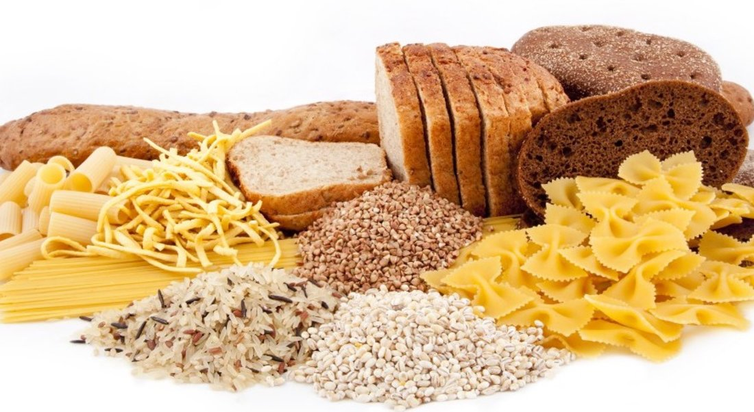 Dôležitosť obilnín a škrobov v potrave športovca
