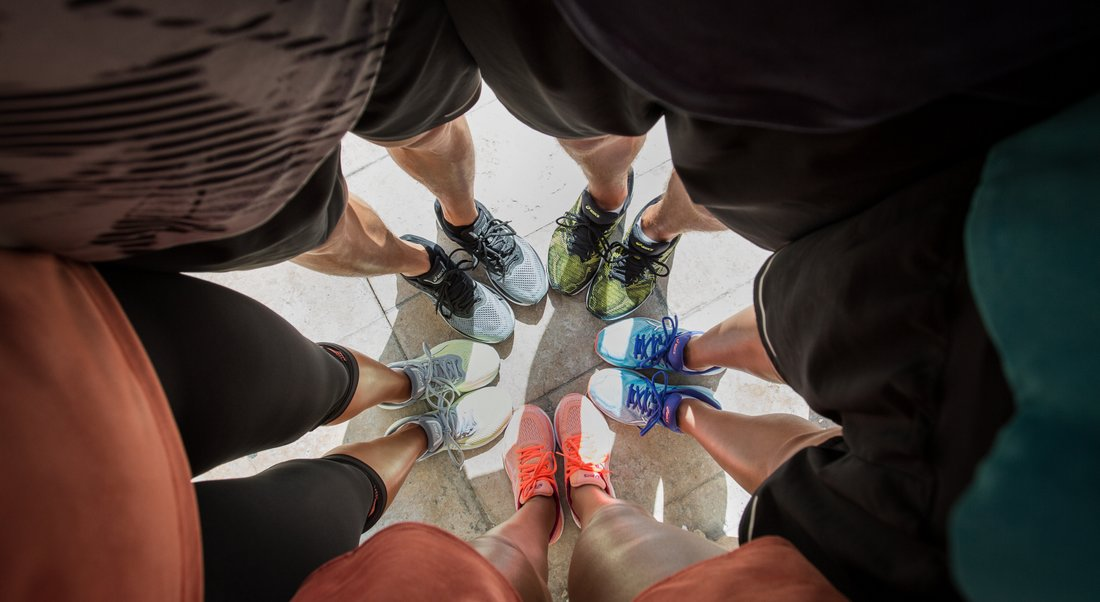 Prečo používať viacero bežeckých topánok?