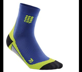 Bežecké ponožky CEP Short Socks (blue) men