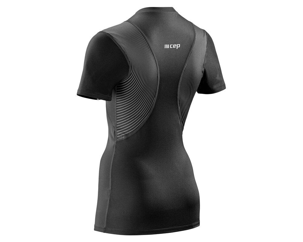 CEP Wingtech SS shirt (Black) women  95132391970