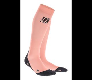 Kompresné podkolienky CEP Fitness Socks women crunch coral