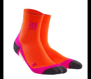 Bežecké ponožky CEP Short Socks (orange) women