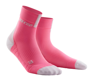 Bežecké ponožky CEP Short Sock 3.0 women rose