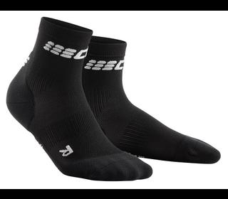 Bežecké ponožky CEP Ultralight Short Socks men black