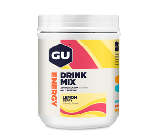 GU Hydration Drink 840g Lemon Berry