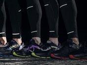 Zimná bežecká obuv
