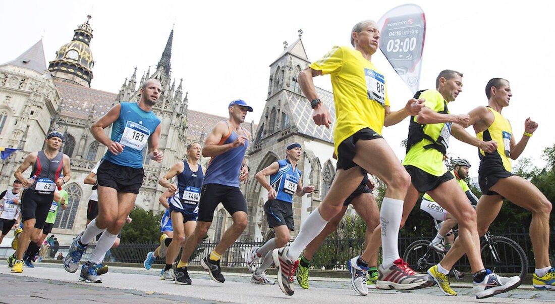 Bežecké preteky a podujatia na Slovensku. Kde a kedy sa konajú?
