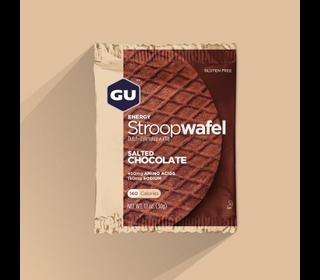 GU Energy Stroopwafel 30g Salted Chocolate